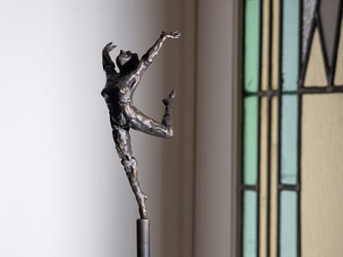 Scultura in bronzo PERFORMANCE