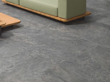 Wall/floor tiles with stone effect PERSA DARK
