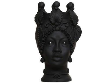 Terracotta vase PERSEPHONE