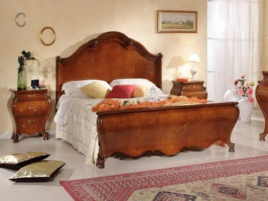 Solid wood double bed PERSIA | Solid wood bed