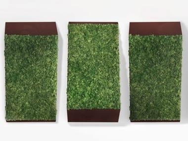 Decorative acoustic panel PERSPECTIVE LINES