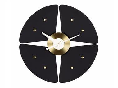 Wall-mounted clock PETAL CLOCK
