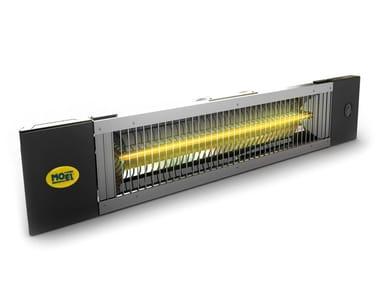 Infrared outdoor heater PETALO