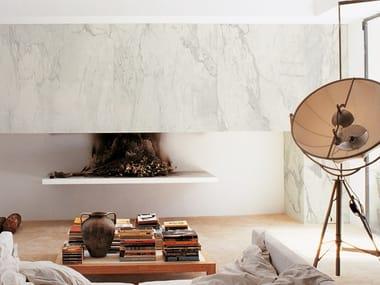 Stone effect vinyl wallpaper PETRA