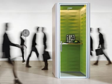 Acoustic phone booth C-SS | Phone booth