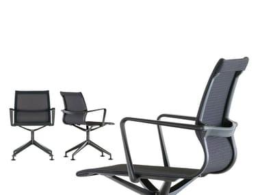 Cadeira de conferência com braços PHYSIX CONFERENCE