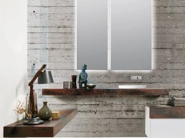 HPL washbasin countertop PIANI 7A