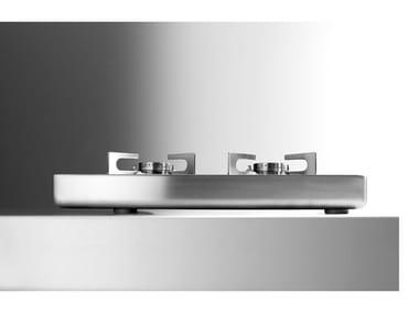 Countertop stainless steel hob Countertop hob