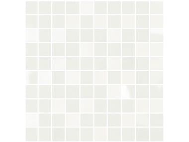 Mosaico PICCADILLY | Mosaico mix Bianco