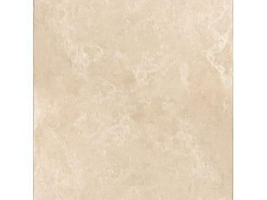 Pavimento/rivestimento in gres porcellanato effetto pietra PIETRAVIVA ROSATO