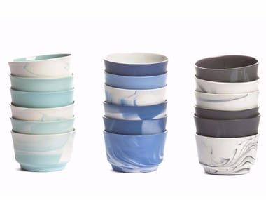 Porcelain cup PIGMENTS & PORCELAIN | Cup