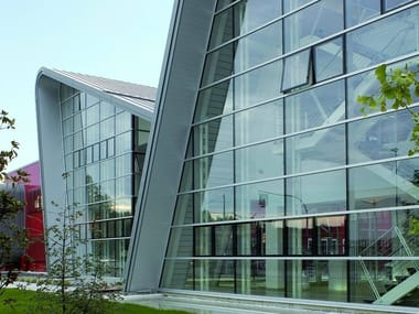 Insulated low-e glass with magnetron coating Pilkington Optitherm™ S3