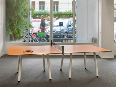Tavolo da ping pong PING-PONG WORK&FUN