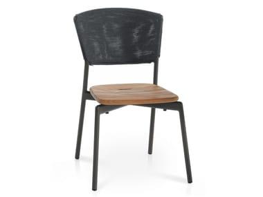 Cadeira em Batyline® para jardim PIPER | Cadeira em Batyline®