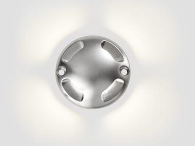 Lampe de balisage LED en acier inoxydable PIXEL