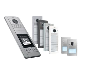 Video entryphone system and equipment PIXEL