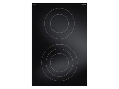 HiLight glass ceramic cooktop with 2 cooking zones PKC32