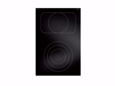 HiLight glass ceramic cooktop with 2 cooking zones PKC3B
