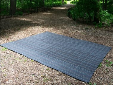 Rectangular polypropylene rug PALMA 05