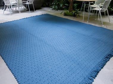 Rectangular polypropylene rug PALMA 07