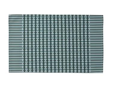 Mantel individual rectangular de algodón HONORE | Mantel individual
