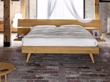 Spruce double bed PLANA | Double bed