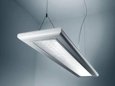 LED aluminium pendant lamp PLANET