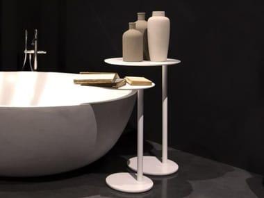 Round Corian® coffee table PLANETA