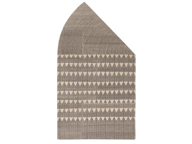 Handmade custom rug PLASTERWORKS A