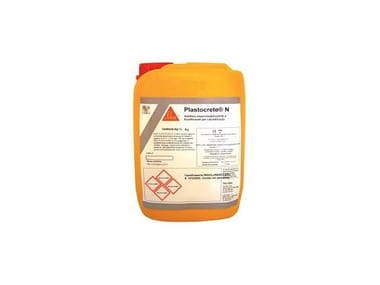 Additivo per cemento e calcestruzzo PLASTOCRETE® N