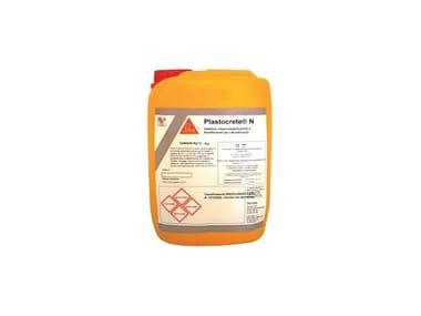 Additive for cement and concrete PLASTOCRETE® N