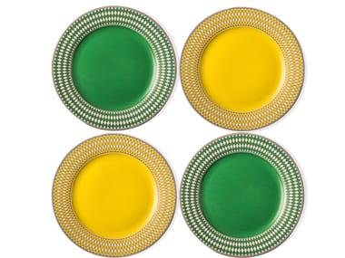 Set di piatti in porcellana CHESS | Set di piatti