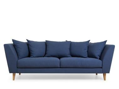 3 seater fabric sofa PLENTY | 3 seater sofa