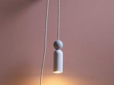 LED porcelain reading lamp PLUG & PLAY
