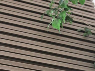 Doga in legno composito Profilo plus 70x38