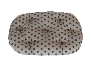 Fabric pet pillow DOTS