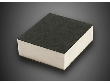 Polyiso foam thermal insulation panel POLIISO CC