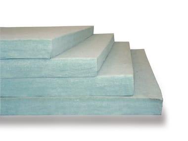 Polyester fibre thermal insulation panel / sound insulation panel POLYFIBRA