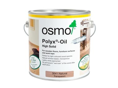Wax and polish / Wood treatment POLYX®-OIL EFFECT NATURAL