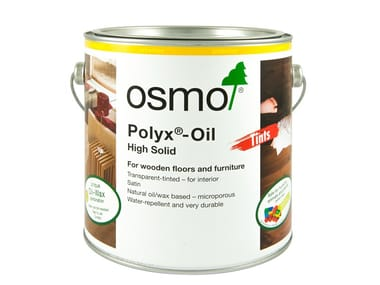 Flooring protection POLYX®-OIL TINTS