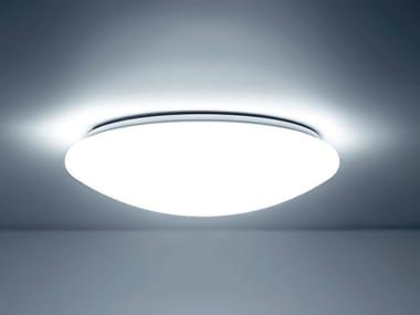 Plafoniera a LED in policarbonato POM