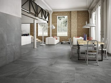 Pavimenti effetto pietra archiproducts