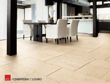 Flooring with stone effect PORTUCALE | Flooring