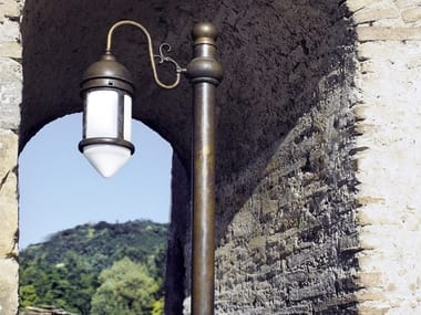 LED garden lamp post POSTIERLA | Garden lamp post