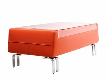 Upholstered bench INOUT | Bench