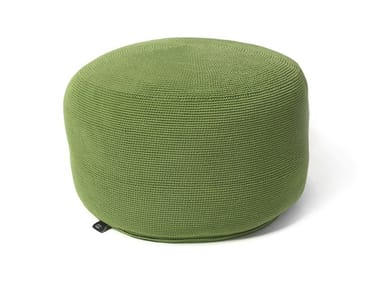 Round fabric pouf POUF | Round pouf