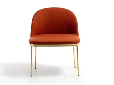 Upholstered easy chair PRECIOUS | Easy chair