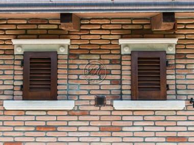 Подоконник / архитрав Prefabricated façade element 10