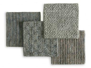 Cotton rug PREMIUM COLLECTION BLUE GREEN