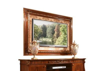 Wooden TV Wall panel PRESTIGE | Frame